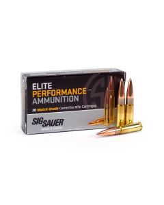 Sig Sauer .300 AAC Blackout 125 Grain Supersonic OTM