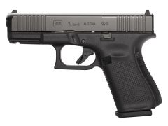 "Glock G19 Gen 5 MOS FS 9mm 4.02"" 15+1 Black"