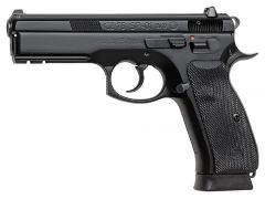 "01152 CZ 75 SP-01 9mm 4.60"" 10+1 Black"
