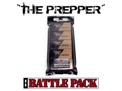 "Blazer Brass 9mm 115 Grain FMJ The Prepper"" Battle Pack"""