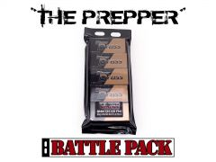 "Blazer Brass 9mm 124 Grain FMJ The Prepper"" Battle Pack"""