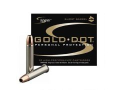 Speer Gold Dot .22 WMR 40 Grain HP