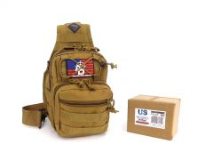9MM-TACSLING-USC200 RTAC 9mm Tactical Sling Pack - US Cartridge Remanufactured 9mm TPJ 200 Rounds
