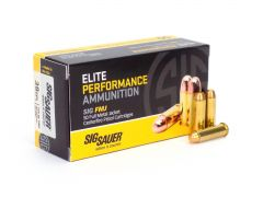 Sig Sauer Elite Performance .38 Special 125 Grain FMJ Case