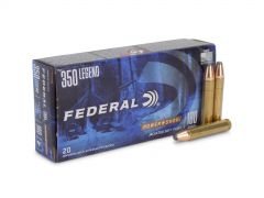 Federal Power Shok 350 Legend 180 Gr SP (Box)