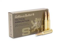 Sellier & Bellot .308 Win 147 Gr FMJ (Box)