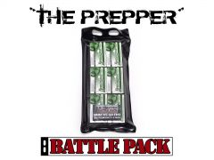 "Remington UMC 9mm 115 Grain FMJ ""The Prepper"" Battle Pack"