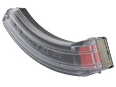 Ruger Factory BX-25 22LR Magazine w/ Clear Finish - 25 Round