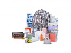 Wise Foods/Ammunition Depot 5 Day Survival Backpack w/ 9mm