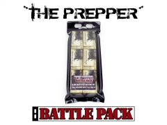 "Federal 5.56 XM855 62 Green Tip 62 Grain FMJ BT The Prepper"" Battle Pack"""