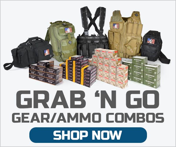 Tactical Gear and Ammo Combos
